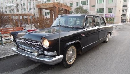 Hongqi CA770 China