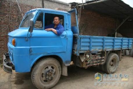 Jianghuai HF142C truck