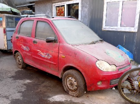 Jinan-Fumin 'Elderly Vehicle'