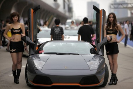 Lamborghini China