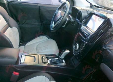 Luxgen 5 hatchback