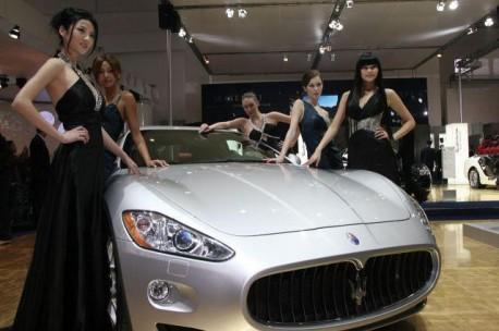 Maserati China