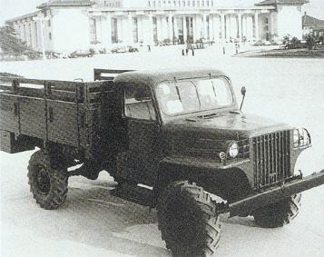 Nanjing Yuejin NJ130 truck