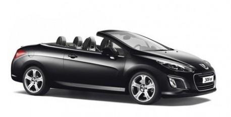 Peugeot 308CC China