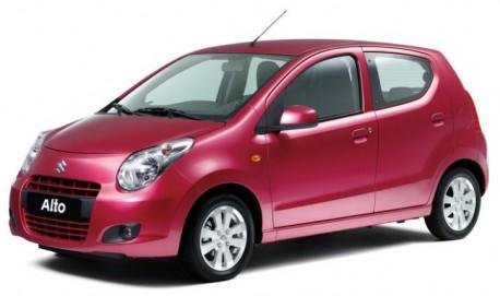 Suzuki Alto China