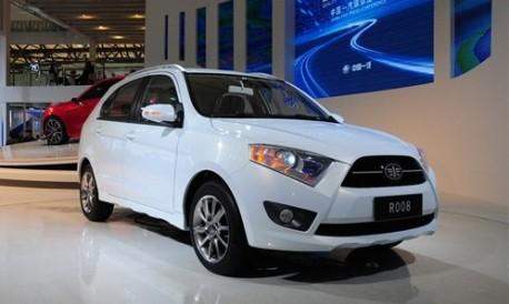 Tianjin-FAW R008