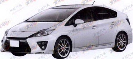 Toyota Prius China