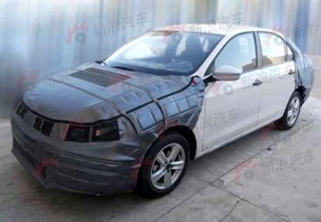 Volkswagen Jetta NF China