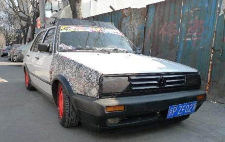 Volkswagen Jetta tuning China