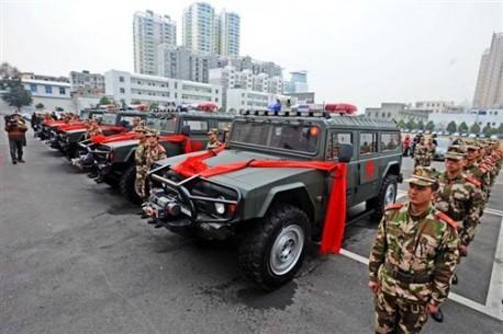 civilian Xiaolong XL2060L from China