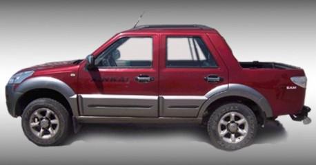 Xinkai Ruiteng pickup-SUV