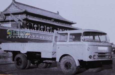 Yellow River JN150 truck from China