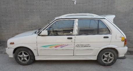 Yunque-Subaru GHK7071A