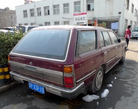 China Car History: Yunbao YB6470