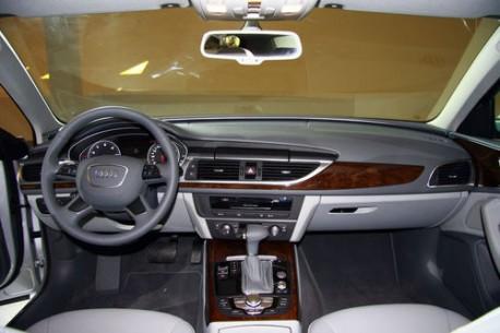 New Audi A6L