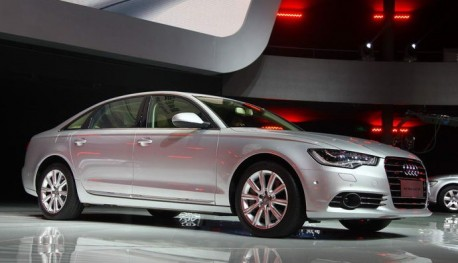 Audi A6L listed & priced in China