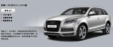 Audi China
