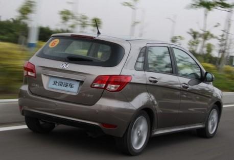 Beijing Auto E-series