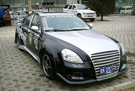 Extreme Tuning from China: Brilliance BS6