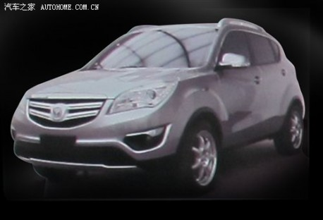 Chang'an S101 SUV
