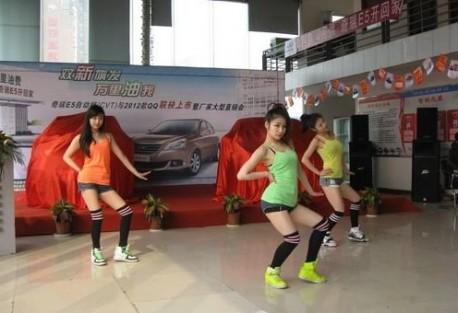 Chery Girls from China