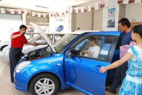 China car sales