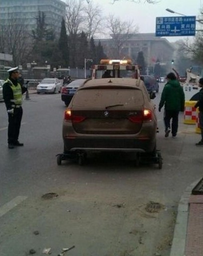 BMW X1 China