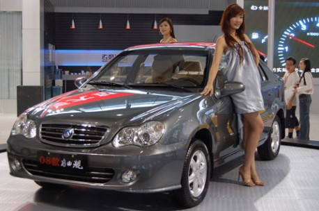 Geely Car China