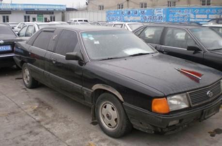 Hongqi CA7220 EL1 from China