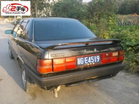 Hongqi CA7220H from China