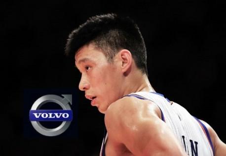 Jeremy Lin Volvo
