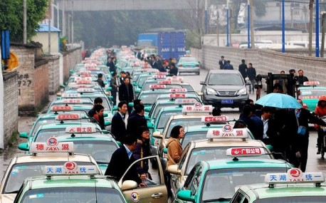 Leap year bug crashes fare meters in 1500 cabs in China