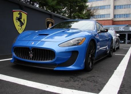 DMC Maserati Gran Tourismo Sovrano