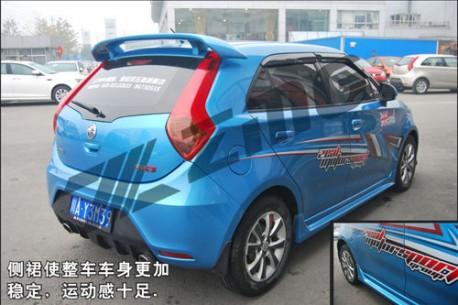 MG3 from China