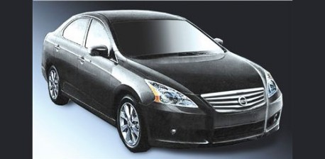 New Nissan Sylphy china
