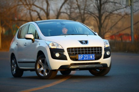 Peugeot 3008 China