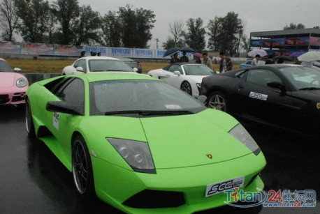 SCC Super Car Club China