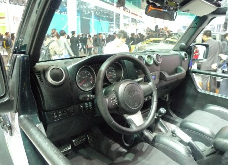 Beijing Auto B40V