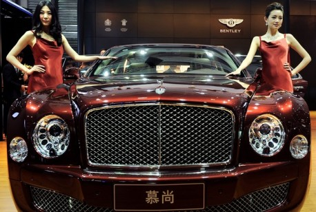 Bentley China