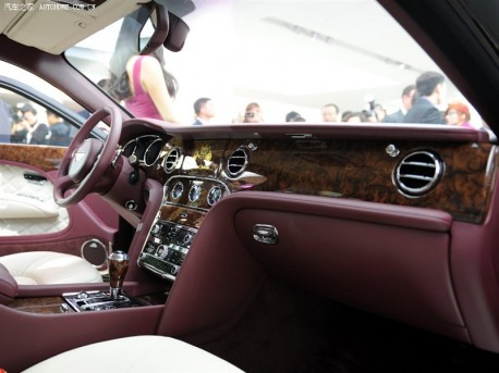 Bentley Mulsanne Diamond Jubilee Edition launched in China ...