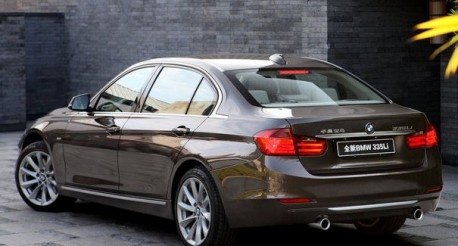 BMW 3Li is Out in China