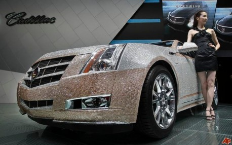 Cadillac on Cadillac Will Make Three New Cars In China   Carnewschina Com   China
