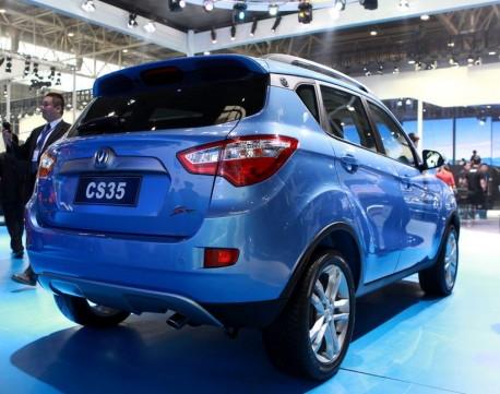 Chang'an CS35 SUV