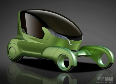 Chery @Ant concept car