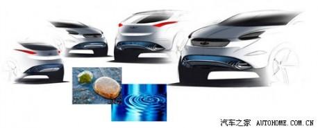 Chery TX concept SUV