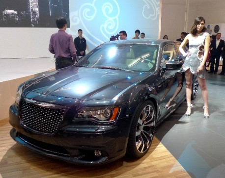 Chrysler 300C Ruyi
