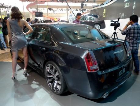 Chrysler 300C Ruyi