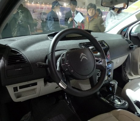 The new Citroen C4