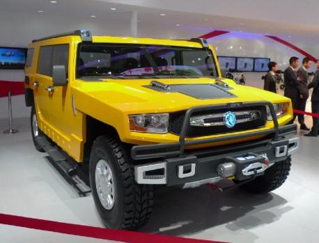 Dongfeng Hummer