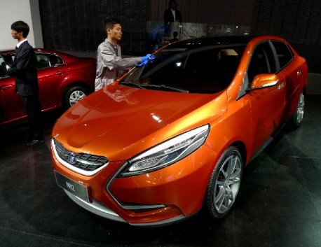 FAW concept cars